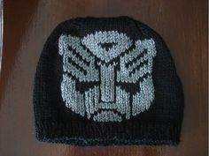 Ravelry: Transformer inspired Autobot Symbol chart pattern by Nancy Fry (FREE PATTERN)