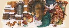 christopher denise - a redwall winters tale