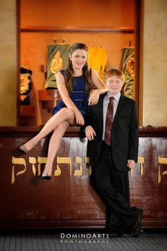 B'Nai #Mitzvah #portrait by #DominoArts #Photography (www.DominoArts.com)