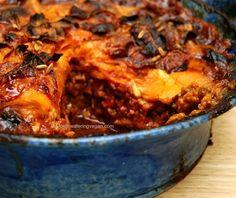 Epic Sweet Potato Lasagna
