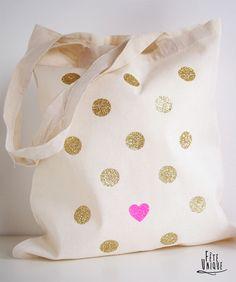 Tote Bag Paillette                                                                                                                                                                                 Plus