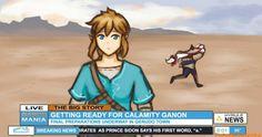 The Legend Of Zelda, Legend Of Zelda Memes, Legend Of Zelda Breath, Calamity Ganon, Image Zelda, Naruto Run, Botw Zelda, Hyrule Warriors, Twilight Princess