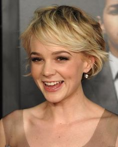 Image detail for -in love with michelle williams and carey mulligan s hair