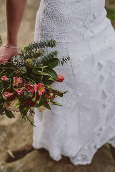 Australian Bohemian Wedding Ideas At Hanging Rock captured by Ali Bailey with simple details that hold an Australian wedding flair. Bridal Shoot, Bohemian, Rock, Stems, Polka Dot, Wedding Ideas, Inspiration, Weddings, Bride