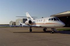 Used 1984 Falcon 200 for sale on Listaplane.com
