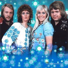 ABBA was a Swedish pop group formed in Stockholm in comprising Agnetha Fältskog, Björn Ulvaeus, Benny Andersson, and Anni-Frid Lyngstad. Abba Costumes, Abba Mania, Mickey Mouse, Jennifer Aniston, Pop Group, Belle Photo, Photos, Band, Robert Shaw