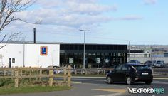 The ALDI supermarket store on Newtown Road in Wexford.