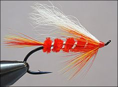 """This is a classic steelhead fly created by a father and son. Here is an excerpt from the famous book by Trey Combs, Steelhead: Fly Fishing to tell the story. """"Ken and his son, George, were dr…"""