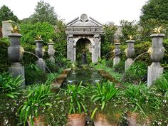 Water Feature by paul-hensey, via Flickr