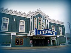 Crown Uptown Theater: My wife and I go whenever we can. It's a fantastic place to spend an evening.