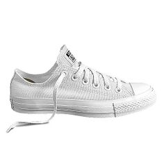 All White Converse for my wedding day :) Hubby is wearing all blacks and our laces will be our wedding color!