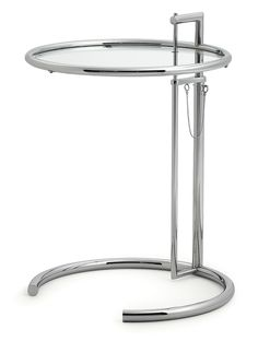E1027 table by Eileen Gray