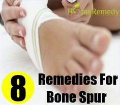 Bone spur is one of the commonly noticed problems among the people above the age of sixty and those who are suffering from osteoarthritis are more prone to the