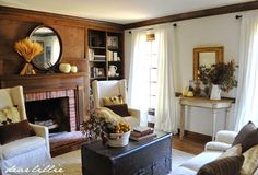 Early Fall House Tour  by Dear Lillie