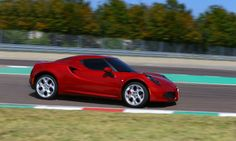 2014 Alfa Romeo 4C test drive, review, specs, price and photo gallery - Autoweek
