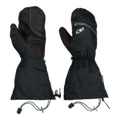 Outdoor Research - Women's Alti Mitts Has a heat-pad pocket in case they aren't warm enough.