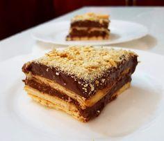 Κράκερς και σοκολάτα-γλυκό ψυγείου !!! ~ ΜΑΓΕΙΡΙΚΗ ΚΑΙ ΣΥΝΤΑΓΕΣ