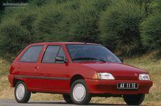 citroen AX 3 door - my first car!