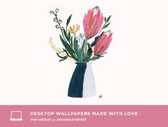 free desktop wallpapers   designlovefest