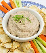 Black Soybean Hummus