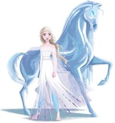 New big Frozen 2 images with Elsa in white dress from final - Snow Queen 5 spirit Disney Princess Drawings, Disney Princess Art, Disney Fan Art, Disney Drawings, Princesa Disney Frozen, Disney Frozen Elsa, Frozen Wallpaper, Cute Disney Wallpaper, Frozen Pictures