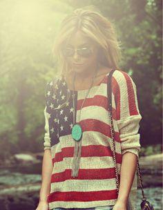 American Flag shirt! #love #adore