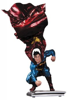 Shop for DC Collectibles Superman The Man of Steel by Lee Bermejo Statue and search for lots more superhero and sci-fi merchandise, collectibles, toys, and more. Superman Love, Superman Man Of Steel, Action Comics 1, Dc Comics, Geek Christmas Gifts, Lee Bermejo, Superman Costumes, Geek Toys, Dc World