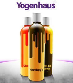 Design for yogen haus toppings