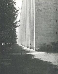 Paradise Backyard: Fernand Pouillon Building Contractors, Stone Age, South Of France, 21st Century, Modern Architecture, Skyscraper, Concrete, Paradise, Multi Story Building