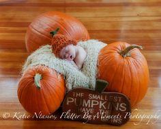 The smallest pumpkins have the biggest grins :)