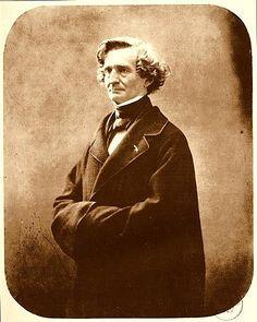 Hector BERLIOZ, Compositeur français (1803-1869)