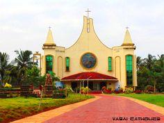 Jyoti Mata Church, Agashi. Virar West.