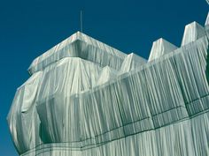 Christo one of my favorite artists