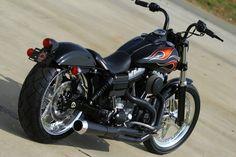 "street bobber | ... Night Special""....Hot Rod Styled Street Bob - Harley Riders USA Forums #harleydavidsonstreetglidelove"