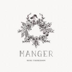 manger  - rifle paper