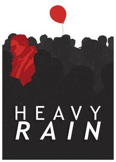 Heavy Rain by ~LeeShackleton on deviantART