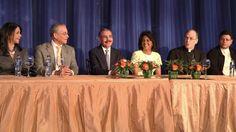 Revista El Cañero: Pareja presidencial encabeza acto por la familia