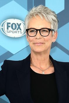 Looking for a cut to show off your silver locks? Try an imperfect pixie like Jamie Lee Curtis.  Check out the 5 best haircuts for gray hair.