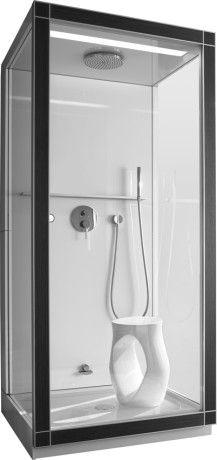St.Trop Cabina doccia con bagno turco - Duravit
