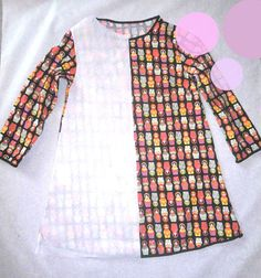 - Sew along- A-linje klänning, del 1.