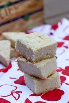 These cookies are a legend in my mom's side of the family.My mom is one of 5 children. She grew up in Hawaii and her and her two sisters went to public school there. Every Friday, the three of them would buy a shortbread cookie for a nickel and wrap the buttery cookie in wax …