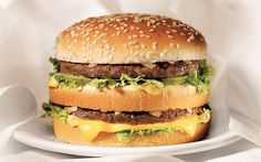 Big Mac.  Pitiful, Don't know why exactly but just love these