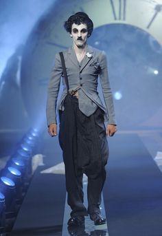#Galliano #Menswear #Fall
