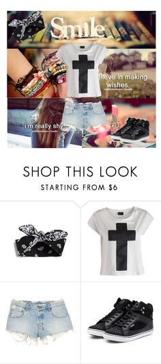 """""""♥♥"""" by marie-chipie ❤ liked on Polyvore featuring xO Design, Pieces, Ksubi and Pastry"""