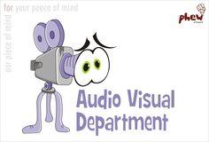 audio visual department