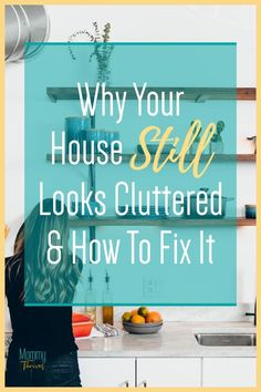 Home Organization Ideas and Tips - How To Fix Your Clutter Problem - Decluttering and Organizing Tips For The Home Office Supply Organization, Small Space Organization, Home Organization Hacks, Organizing Clutter, Organizing Tips, Organizing Your Home, Clutter Free Home, Set Of Drawers, Fabric Bins