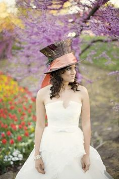 c3d5b3f4 Alice In Wonderland Wedding Inspiration - Elizabeth Anne Designs: The Wedding  Blog