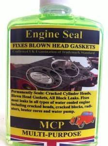 Steel Seal Head Gasket Sealer MCP Engine Blocks Cylinders Head Gaskets Repairs | eBay