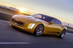 Kia GT4 Stinger Concept Unveiled At Detroit Auto Show