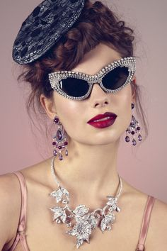 ".February 2012 ""I always dreamed of being a princess"" photographer: Olivia da Costa, Fashion editor: Mathilde Toulot"